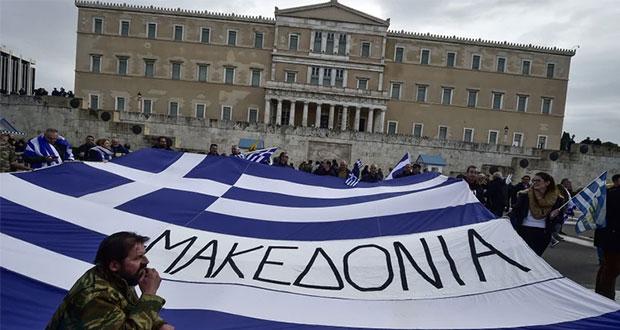 Tras décadas de conflicto con Grecia, Macedonia cambiará su nombre