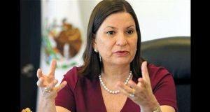 Martha Bárcena, primera mujer en dirigir embajada de México en EU