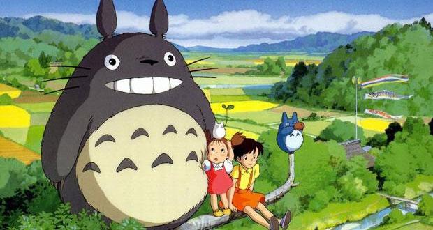 Chihiro y Totoro inspirarán parque de diversiones de Studio Ghibli