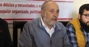 Antorcha trabaja sin financiamiento de políticos, asegura Celis