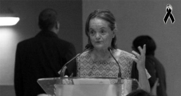 Muere Fernanda Campa, pionera de la geología e integrante del 68