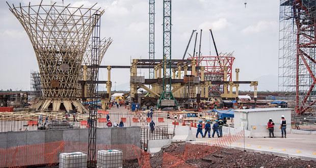 Obras del NAIM en Texcoco están oficialmente suspendidas: SCT