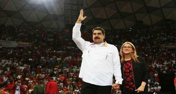 México tendrá representante en toma de protesta de Maduro: SRE