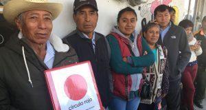 En Ocoyucan, registran cinco candidatos para juntas auxiliares
