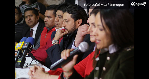 PT abandona a JJ en lucha contra Biestro; respaldan al morenista para interino