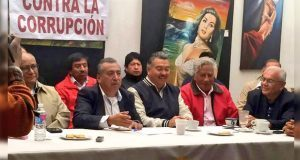 ONG propone a Norberto Amaya como gobernador interino de Puebla