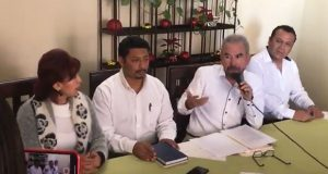 """Barranco pierde control de PES Puebla; busca """"refugio"""" en PAN o PRI"""