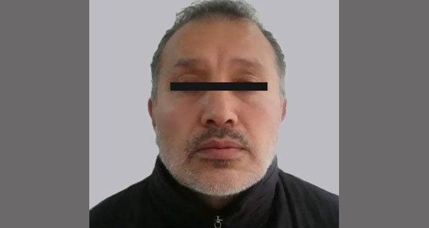 Fiscalía de Edomex detiene a presunto feminicida de niña Giselle