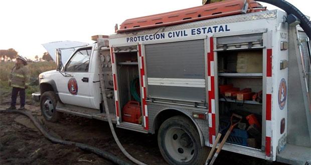 Sellado de fuga de gas en la Puebla-Orizaba lleva avance de 70%: SGG