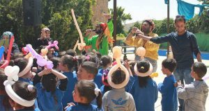 Shoruq: un espacio seguro para la niñez palestina.