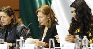 Tatiana Clouthier se pronuncia contra dictamen de Guardia Nacional