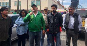 Agricultores y Abdala acuerdan censos de Bienestar para municipios