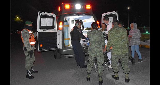 Víctimas de explosión en Hidalgo iban por gasolina gratis: familias