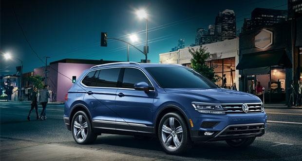 Tiguan producido en Puebla encabezó ventas de VW en EU durante 2018