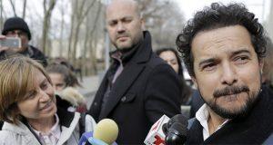 """Actor poblano que interpreta a """"El Chapo"""" lo ve cara a cara en NY"""
