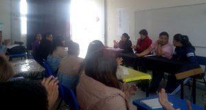 En Amozoc, acuerdan apoyar a escuelas para construcción de aulas
