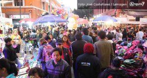 Ambulantaje deja pérdidas de 50% en Centro Histórico, reportan comerciantes