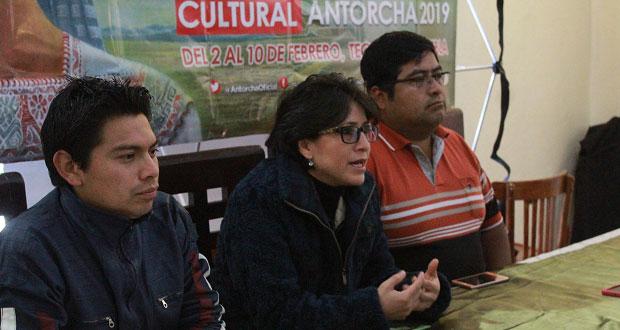 Más de 20 mil artistas acudirán a Espartaqueada Cultural de Antorcha