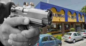 Asaltan negocio de carnitas en Huexotitla y huyen en auto de cliente