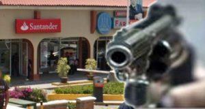 Roban más de 1 millón de pesos a cuentahabientes en plaza Tolín