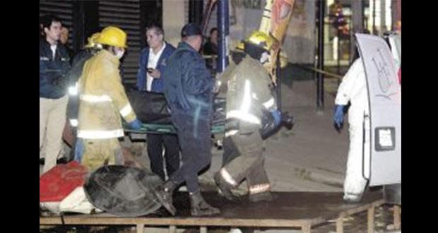 En Jalisco, ataque con explosivos a bar deja 5 muertos y 1 herido