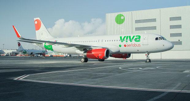 Vuelos Puebla-Tuxtla Gutiérrez de Viva Aerobus serán regulares