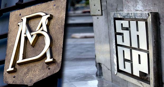SHPC y Banxico presentan 8 acciones para impulsar sector financiero
