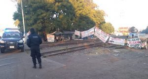 Michoacán acepta pagar a maestros tras 9 días de bloqueo ferroviario