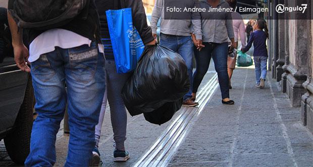 """Amifac pedirá a Comuna y Congreso de Puebla no """"satanizar"""" bolsa de plástico"""