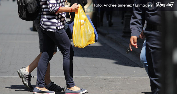 Alistan prohibición de bolsas de plástico y multas de hasta 424 mil pesos