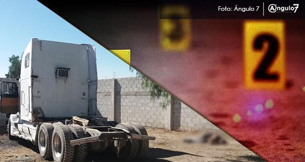 6 balaceras, 11 cadáveres y homicidios, en primeros 15 días de enero en Puebla