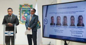 """Caen presunto homicida y plagiarios ligados a """"El Bukanas"""": FGE"""