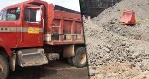 Trabajador muere arrollado por camión de carga en cerro de Amalucan