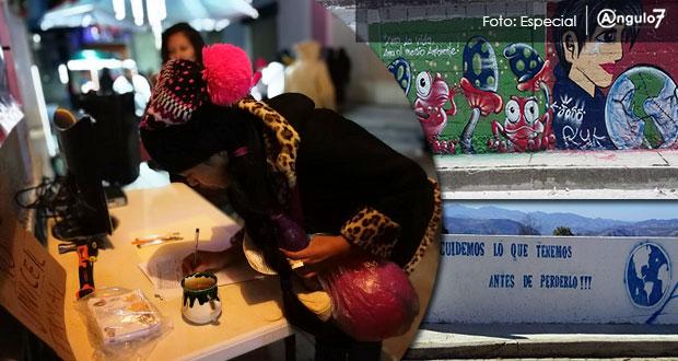 Con campaña, en Libres dejan de usar vasos de unicel y piden que sea norma