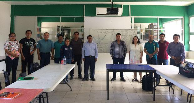 Siguen impulsando las matemáticas en Tecomatlán