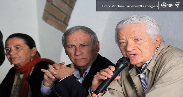 """""""Sumamos"""" propone a Enrique Cárdenas y Gabriel Hinojosa para gobierno interino"""