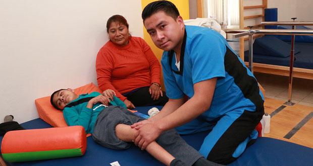 DIF inaugura remodelación de centro de rehabilitación en Tepeaca