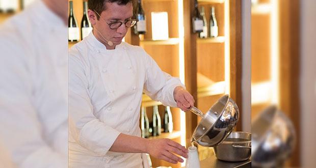 En Francia, reconocen trabajo de Indra Carrillo, chef mexicano