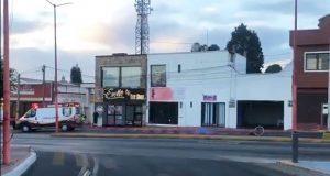 Ciclista muere atropellado por camioneta en San Pedro Cholula