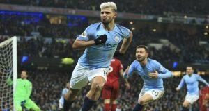 Manchester City le quita invicto de 20 partidos al Liverpool