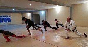 Invitan a asistir a clases gratuitas de taekwondo en Ahuatempan