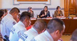 En una semana, baja 21% incidencia delictiva en capital: Comuna