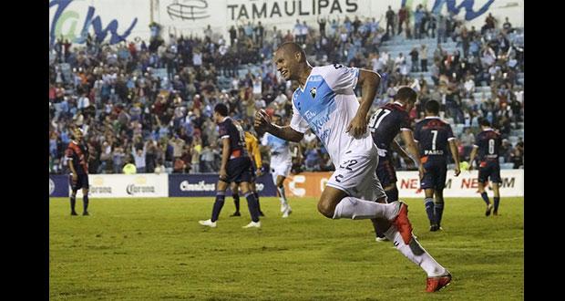 Club Puebla cae en Copa MX ante Tampico Madero