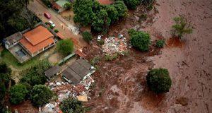 Por colapso de presa en Brasil, suman 58 muertos y 305 desaparecidos