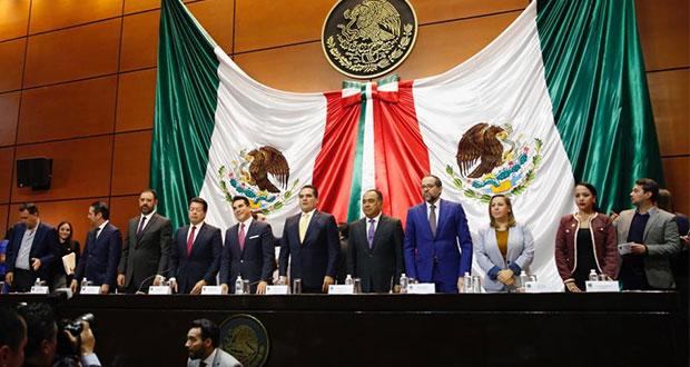 En San Lázaro, gobernadores piden GN temporal y con mando civil