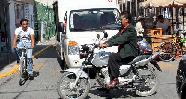Preparan programa 1x1 para mejorar tráfico en Puebla capital