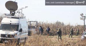 Este jueves, avance de investigación sobre caída de helicóptero en Puebla