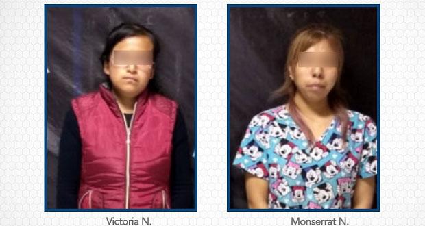 Detienen a dos mujeres por robar en casa de La Vista