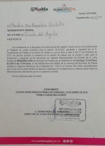 Diputado de Morena se mete en elección de La Resurrección, acusan