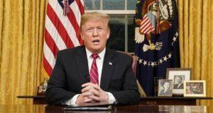 Trump alerta crisis en frontera con México